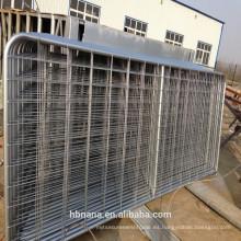 paneles galvanizados para ganado / patio de ganado con puertas