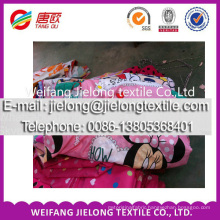 polyester fabric stock lot