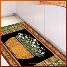 Latex Backing Flower Printed Carpet