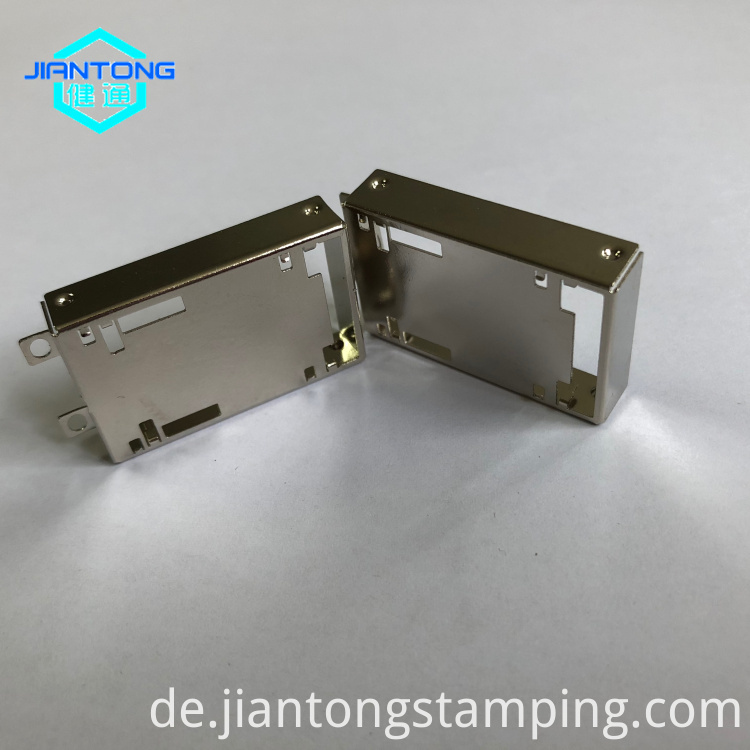 custom stamping sheet metal forming electrical enclosure