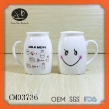 Förderung lustige keramische Becherschale, Kaffeetassen und Becher, lustige Kaffeetasse