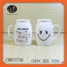 Promotion tasse de tasse en céramique drôle, tasses à café et tasses, tasse de café drôle