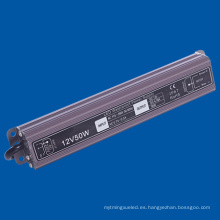 50W DC12V LED Driver con buena calidad DC12V fuente de alimentación de la lámpara