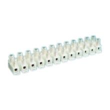 10A 10mm2 Terminal Block Plastic Terminal Blocks H/ U/ V Type PA PP PE