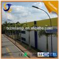 a luz de rua solar de poupança de energia nova de YANGZHOU / 30-180w conduziu a luz de rua