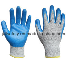 Cut Resistant Work Glove with Nitrile (ND8032)