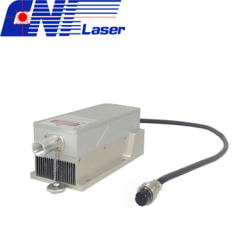 660 nm roter Laser