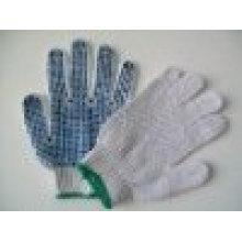 Sunnyhope blue pvc punktierte Handschuhe
