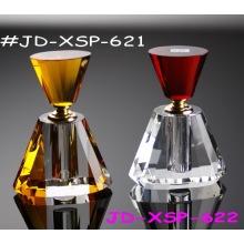 K9 High Quality Crystal Glass Perfume Bottle (JD-XSP-621)