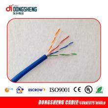 Ofreciendo el cable de comunicación UTP Cat5e