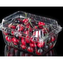 Caixa de embalagem em bolha de frutas frescas