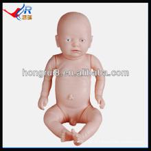 ISO Advanced High Quality Vivid modelo de bebê educacional educacional Newborn Baby Doll manequim bebê