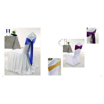 5 Star Hotel Chair Cover 100% Poly