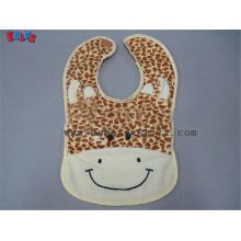 "13 ""Baby Baby personalizado Plush Giraffe Baby Bibs"