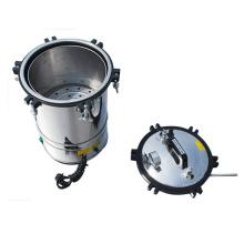 Cheap Price Portable laboratory medical autoclave steam sterilization hirayama autoclave with 18L 24L 30L