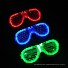 led glasses decoration