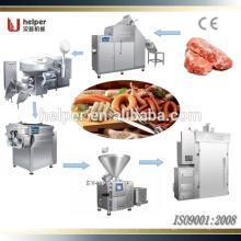 Edelstahlwurstherstellungsmaschine