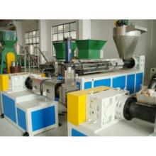 automatischer Kunststoff-Einschneckenextruder