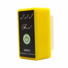 Новейшие Elm327 Bluetooth OBD2 сканер авто диагностический инструмент для легковых автомобилей