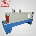 Automático encogedora con selladora para Auto retráctil y embalaje de sello con tubo térmico transportador y calor eléctrico Reticular