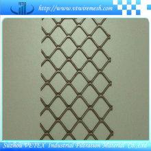 SUS 316 malla de alambre expandido
