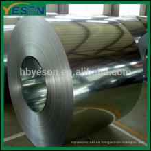 Ampliamente utilizado mejor precio bobina de acero galvanizado en caliente