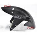 Piezas de la fibra de carbono de la motocicleta Fender delantero para Suzuki Gsxr1000 01-02, Gsxr750 00-03, Gsxr600 01-03