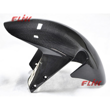 Fibra de carbono da motocicleta partes dianteira Fender para Suzuki Gsxr1000 01-02, Gsxr750 00-03, Gsxr600 01-03