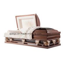 Brun et noir cercueil (18280119)