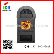 New chegada fogões de carvão de madeira antiga com forno