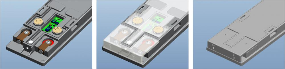 Vibration Anti-theft Function Battery