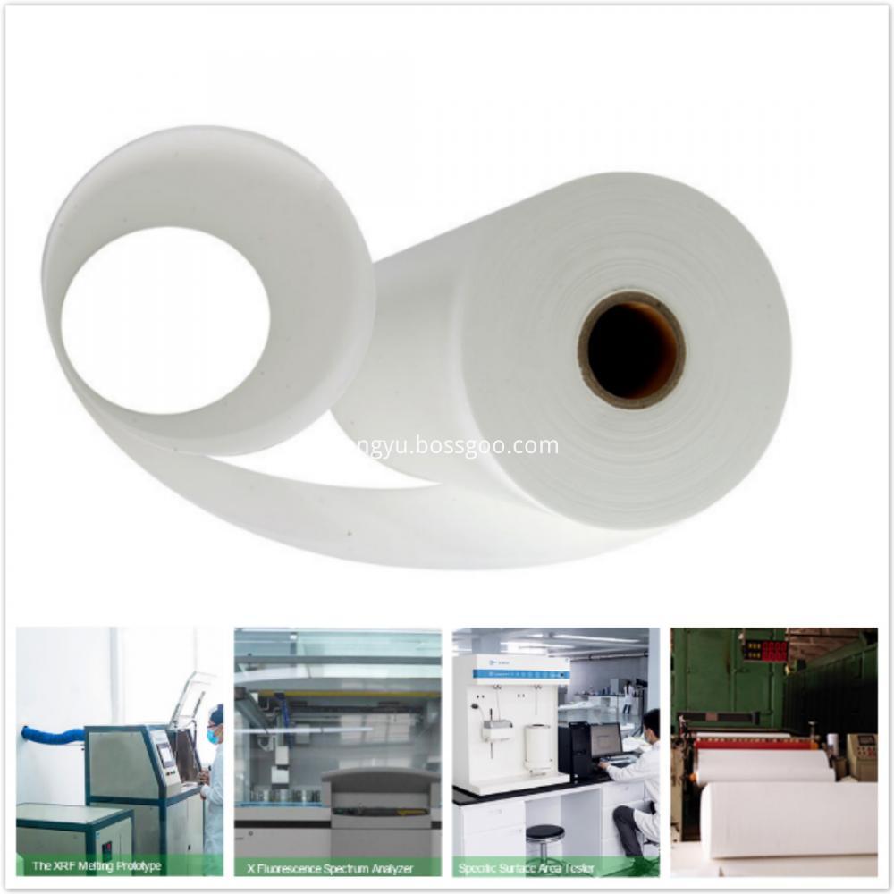 Microfiber Glass Filter Paper Series