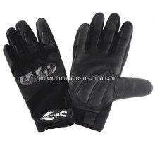 Durable Cycling Motorcycle Motorbike Full Finger Gel Padding Glove