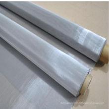 Malha de arame de aço inoxidável do certificado do ISO