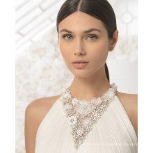 Hot Sale Elegant Chiffon Clothes Garment Bridal Wedding Dress (RS020)