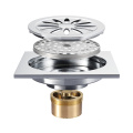 Bathroom Brass Anti-odor Floor Drain