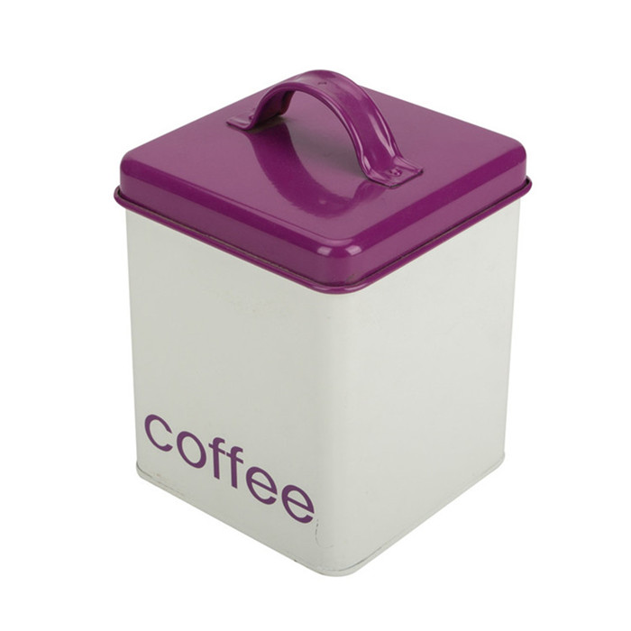 Sugar coffee canister