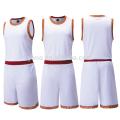 2017 Dernière conception de maillot noir de basket-ball