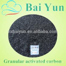 Filtro de carbón activado / carbón activado granular a base de carbón