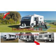 Caravanas de diseño australiano (caravanas de OZ)