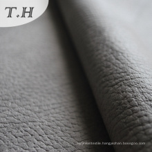 Polyester Synthetic Suede Microfiber Suede Fabric