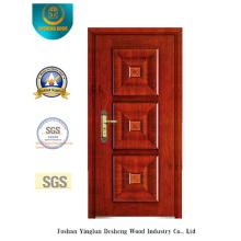 Classic Style Security Steel Door (b-6001)