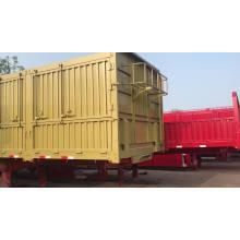 Trailer de carga de 60 toneladas com 3 eixos