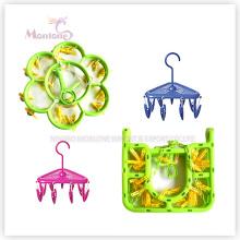 Plastic Clothes Hanger, Round Clothes Hanger, Rectangular Clothes Hanger