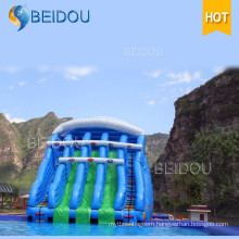 Popular Cheap Inflatable Giant Water Slide Adult Size Inflatable Slide