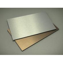 Unbroken core Aluminum Composite Panel