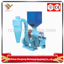 Complete Rice Mill Plant with double blower/Rice Milling Machine/Rice Whitener Machine