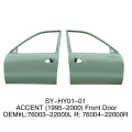 HYUNDAI ACCENT 1995-2000 Front Door
