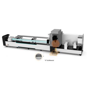 Máquinas e serviços para corte de tubos