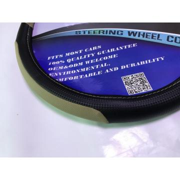 HONDA Leather Auto Car Steering Wheel Cover